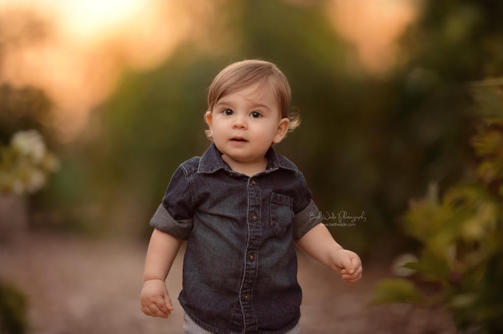 happy 1 year ~ sweet boy {rock hill family photographer}