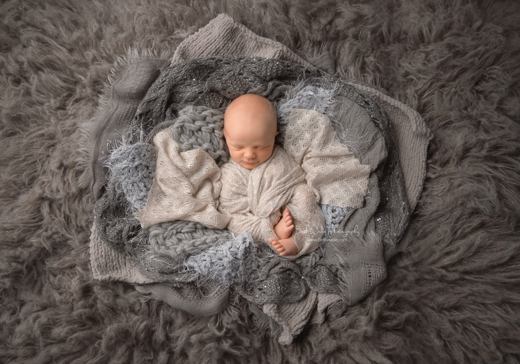 precious 14 day old baby boy  {myers park newborn photographer}
