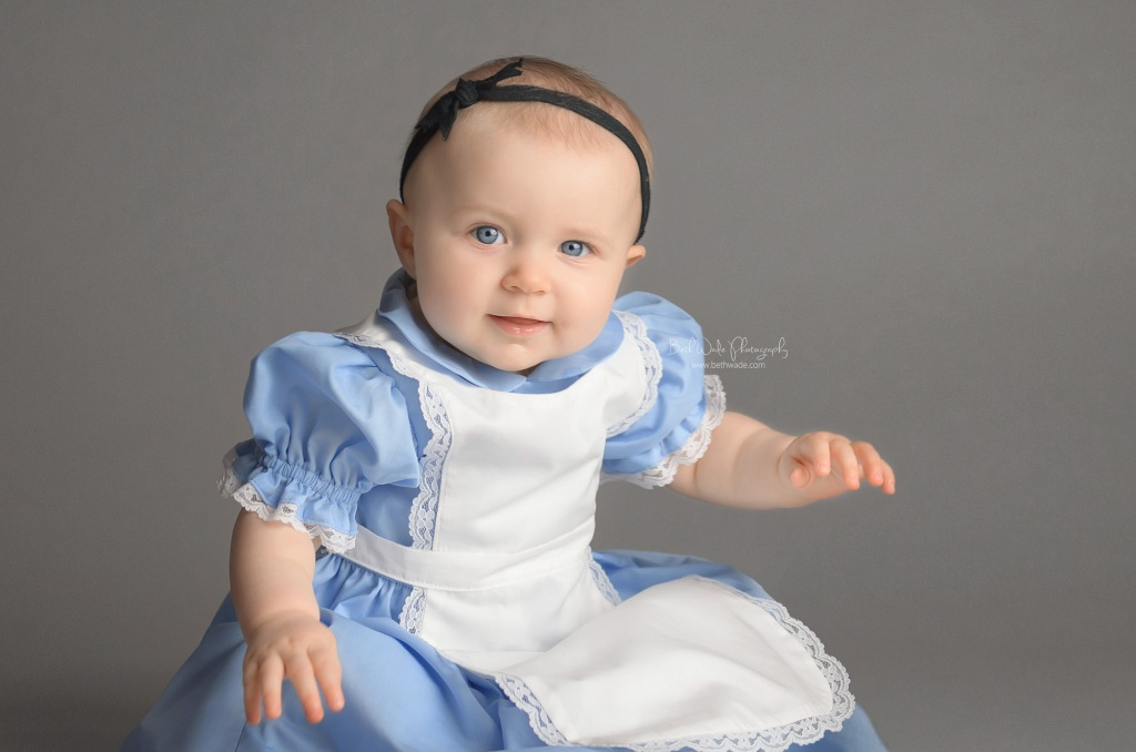 sweet alice jane ~ our girl is 8 months old {lake wylie baby photographer}