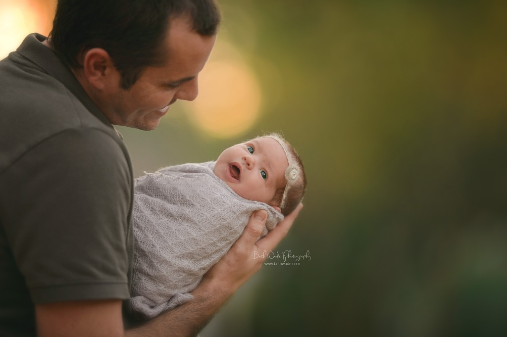 baby sister ~ family of 5 {north carolina newborn photography}