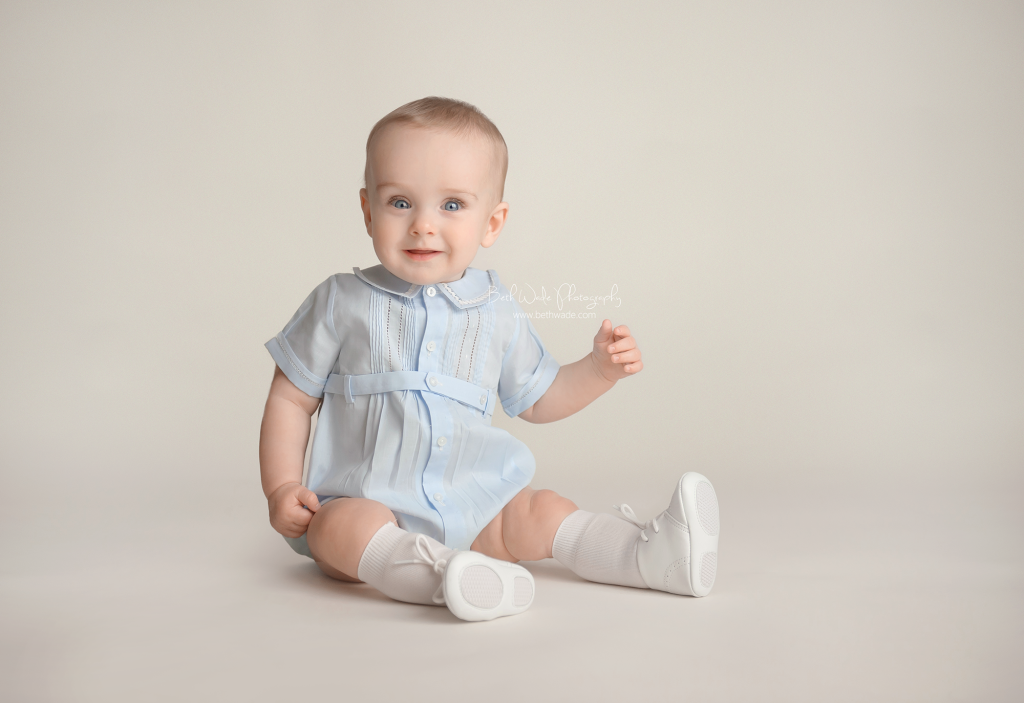 best big sister ~ 6 month baby boy {fort mill child photographer}