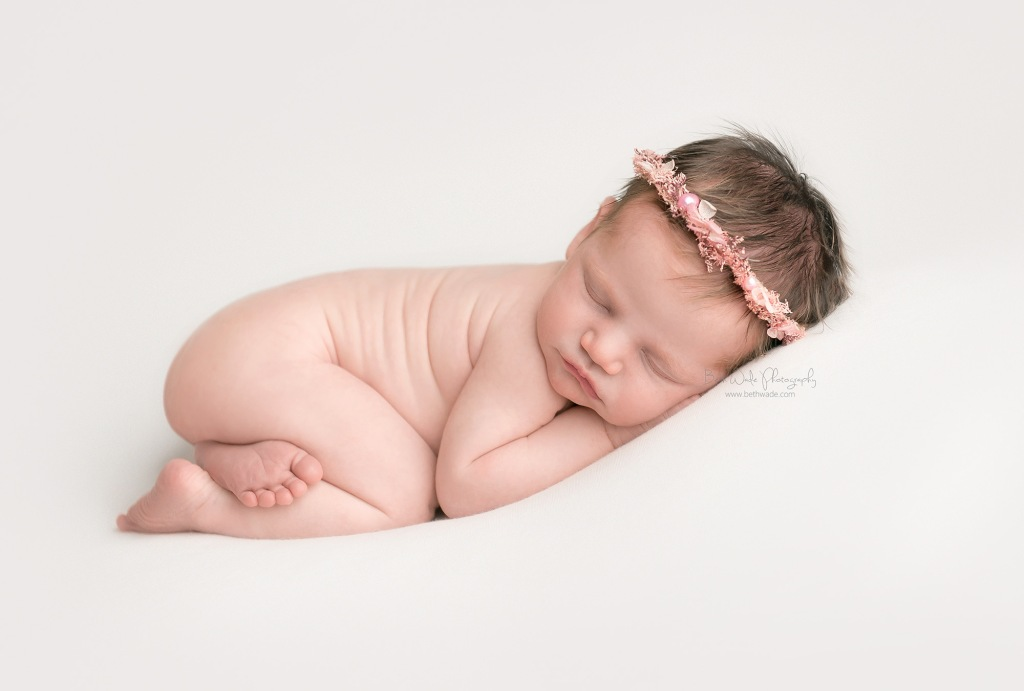 everlasting baby gift ~ 3 generations of women {charlotte newborn photographs}