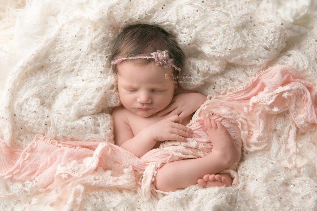 everlasting baby gift ~ 3 generations of women {charlotte newborn photographs}