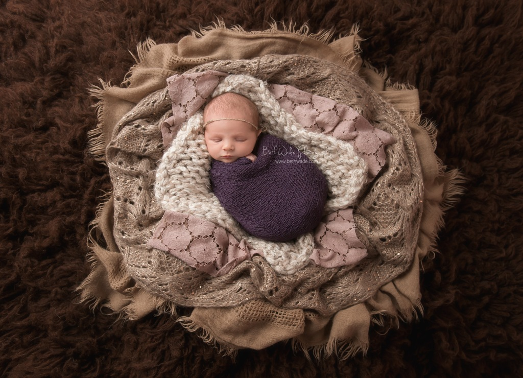 little sister ~ 9 day old baby girl {concord newborn photographer}