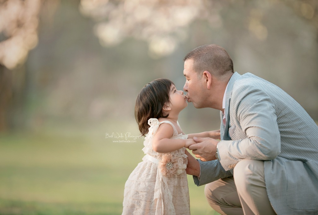 daddy daughter session {ballantyne baby photography}
