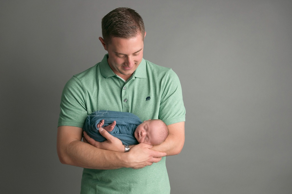 little brother ~ family of 4 {waxhaw new born photography}