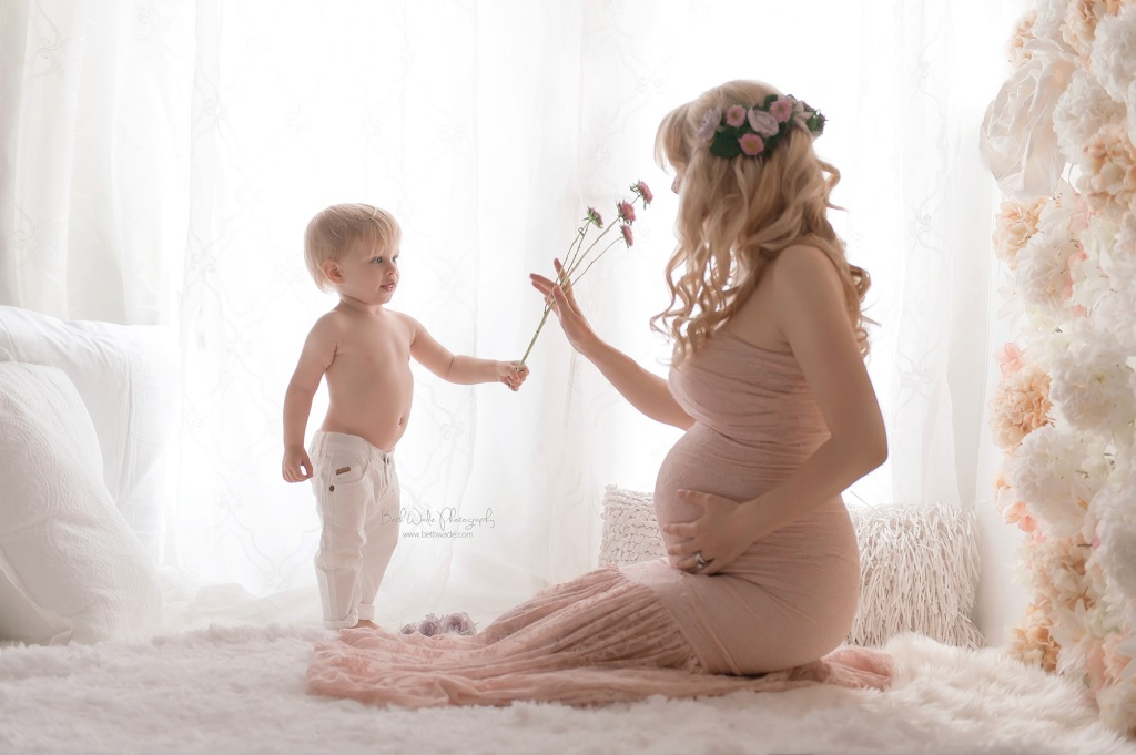 stunning mama ~ baby boy due {north carolina maternity photographer}