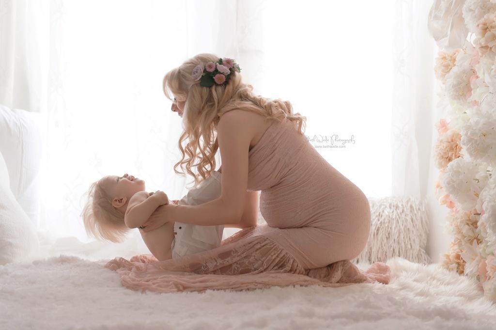 stunning mama ~ baby boy due {north carolina maternity photographer}