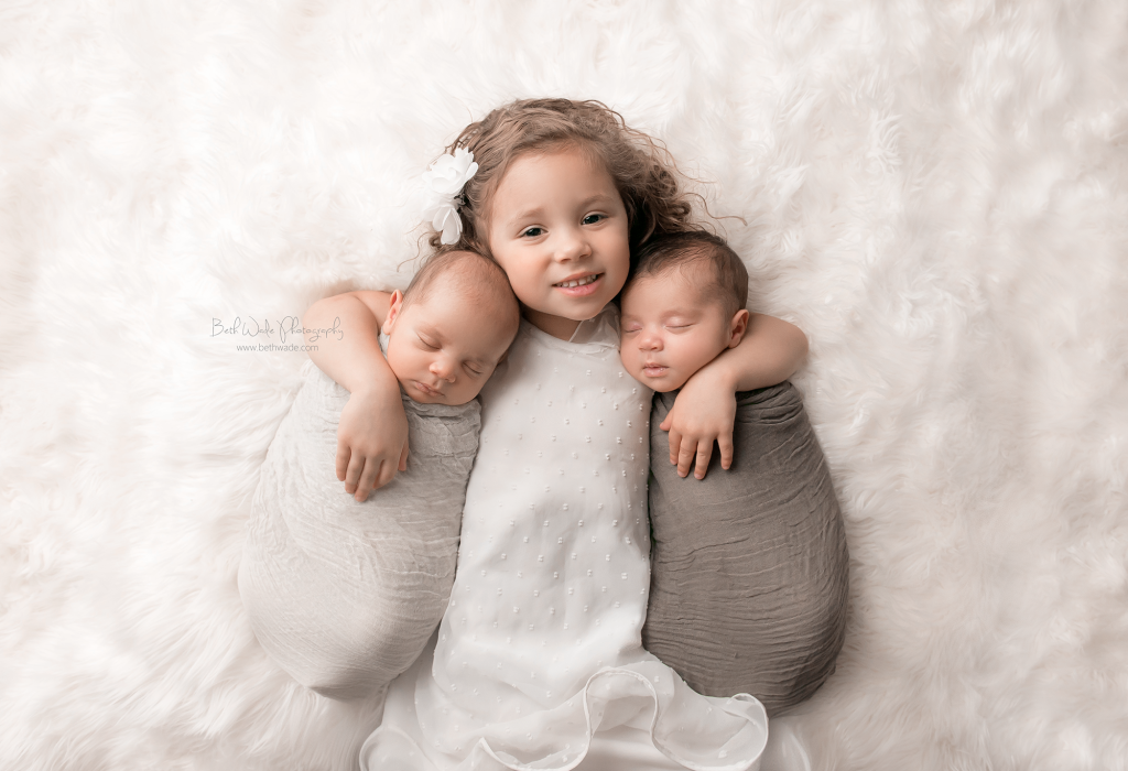 twin brothers 6 weeks new born {huntersville baby photographer}