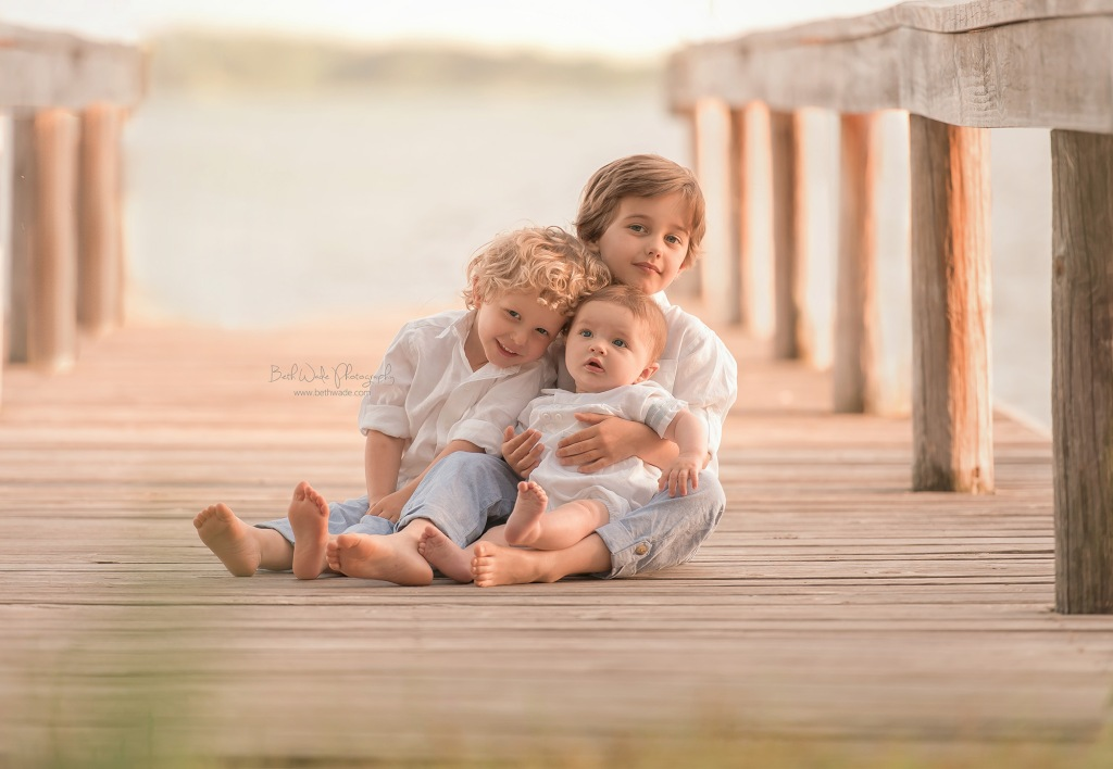 baby brother 6 months old {south carolina family photographer}