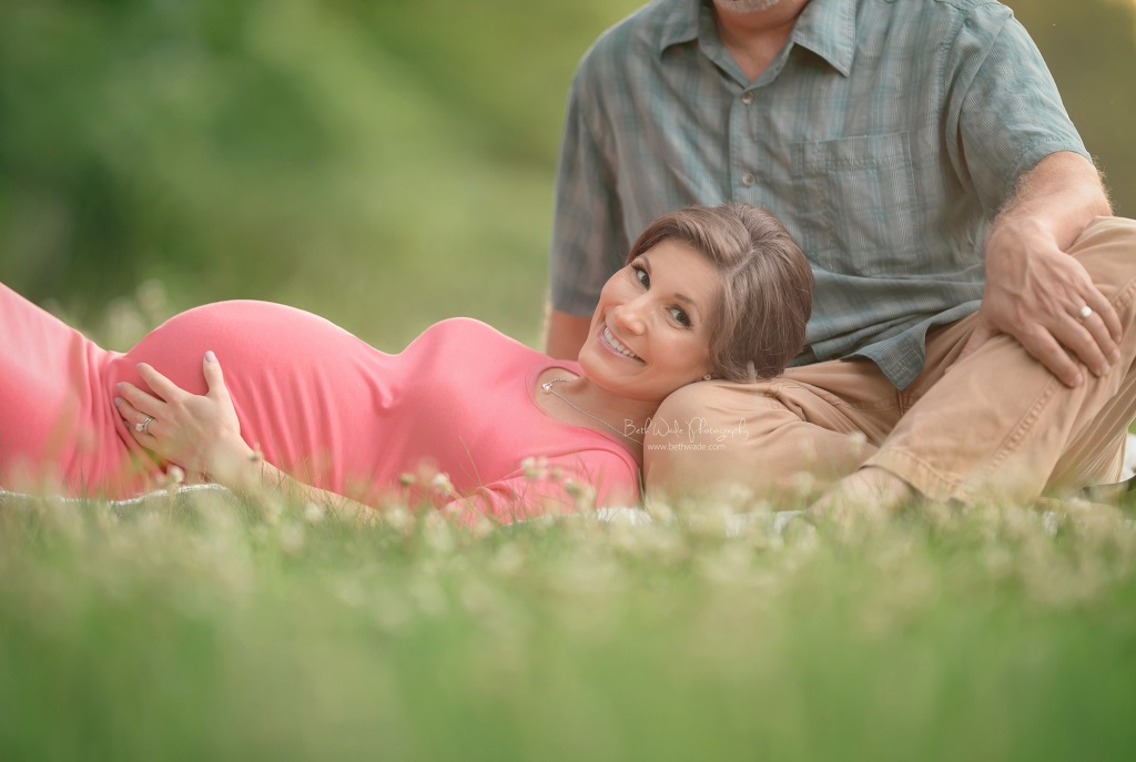 summertime surprise baby {lancaster sc maternity photography}