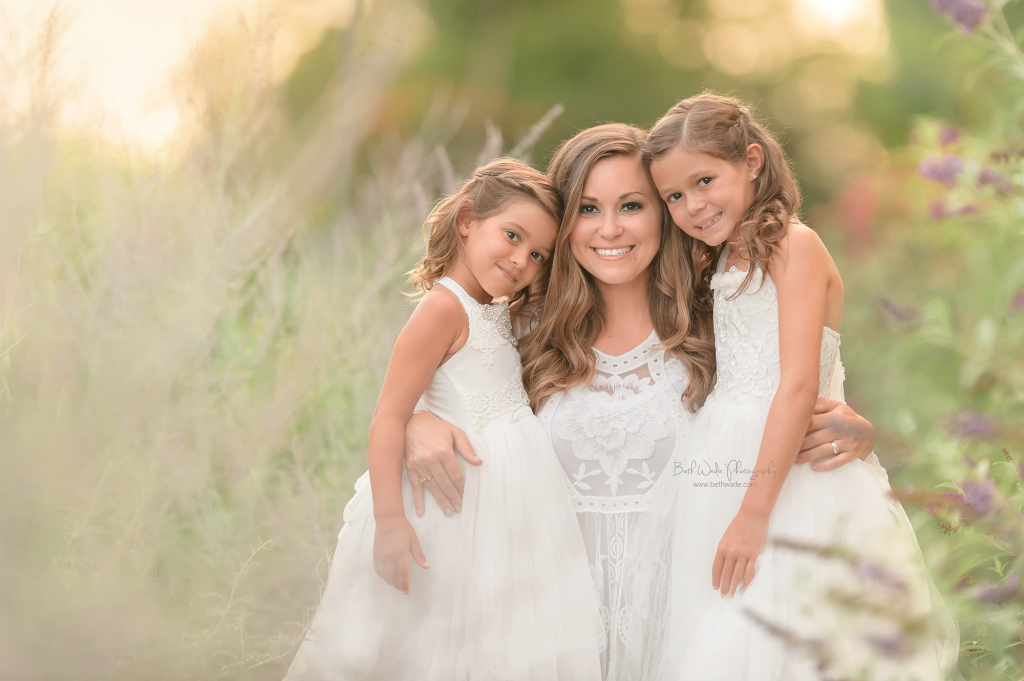 tea party + bubbles ~ the durst family {charlotte family photographer}