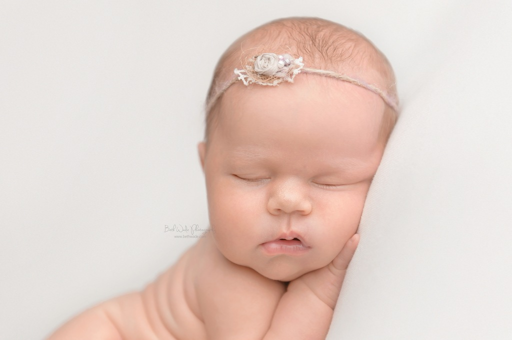 summertime baby girl surprise {lancaster newborn photographer}