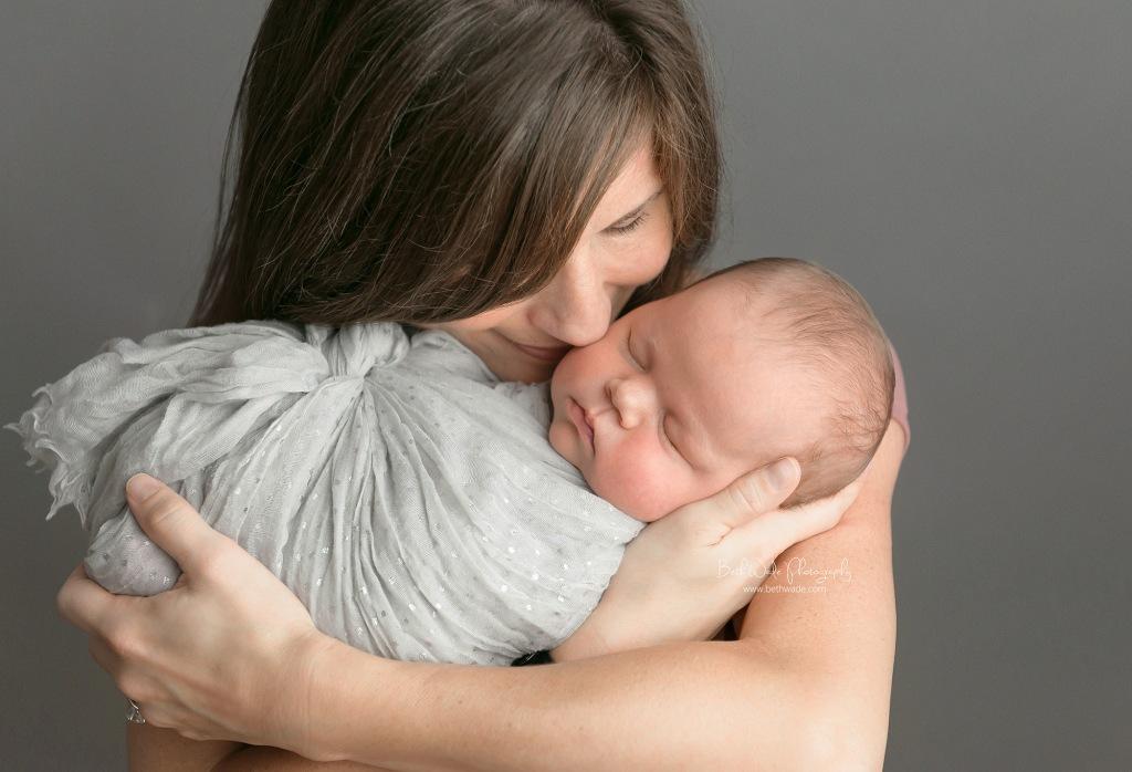 summertime baby girl surprise {lancaster newborn photographer}