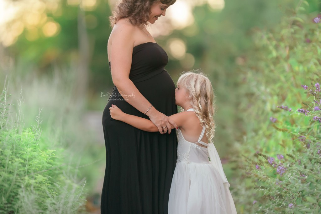 autumn baby girl due {rock hill maternity photographer}