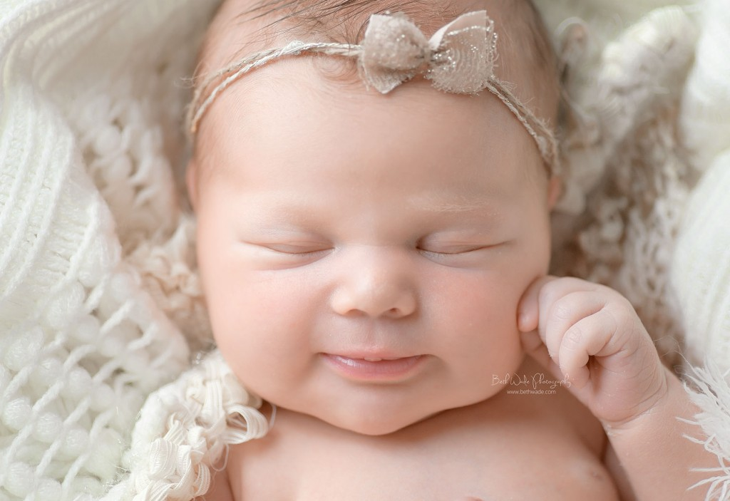 baby girl makes family of 3 {plaza midwood newborn photographer}
