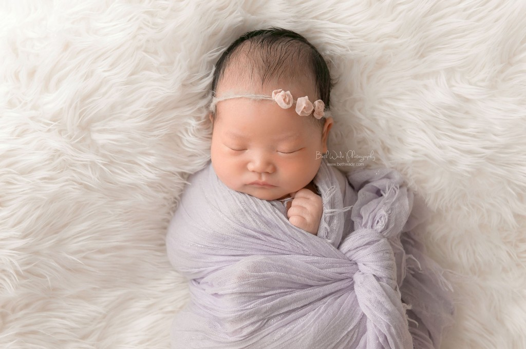 welcome baby girl ~ family of 5 {fort mill newborn photographer}