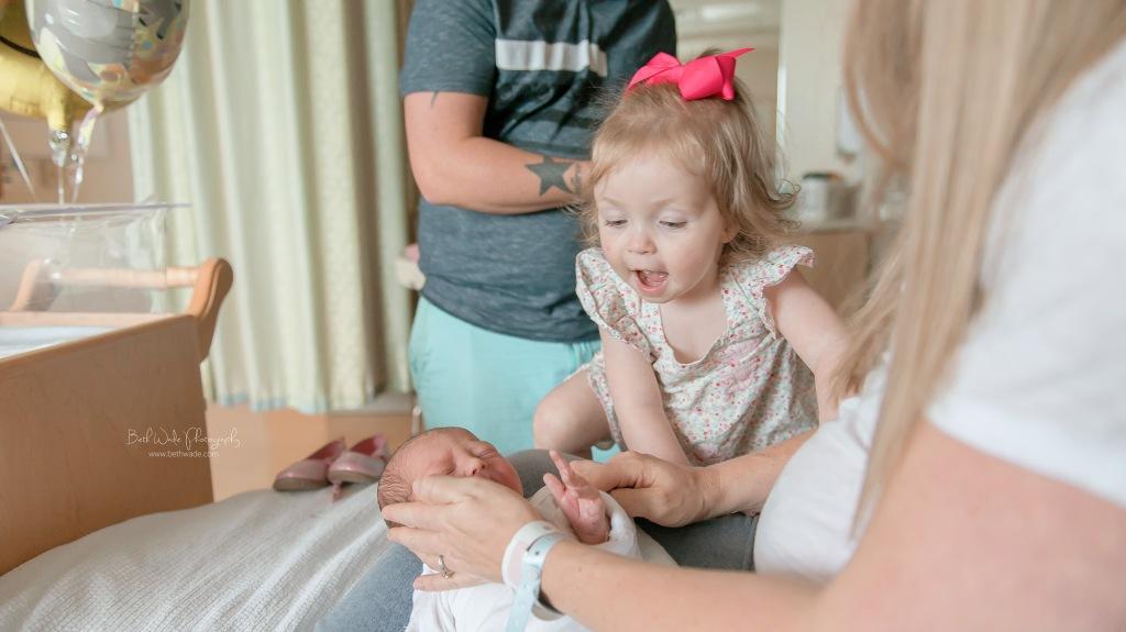 baby mathey birth-fresh 48 video {charlotte newborn photographer}