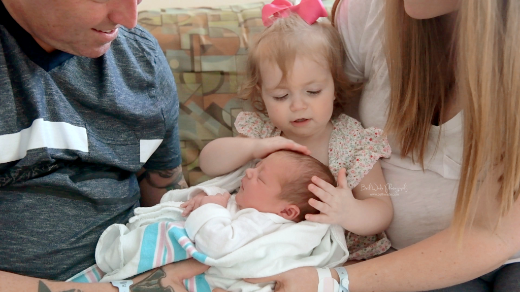 baby mathey birth-fresh 48 video {charlotte newborn photographer}