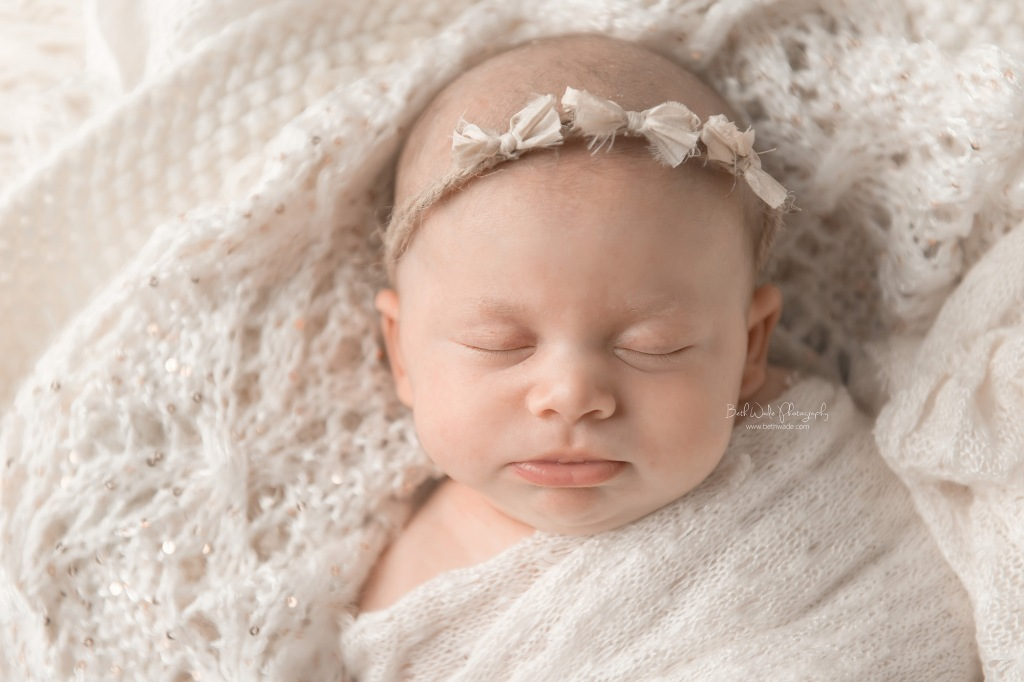 baby girl makes 3 {fort mill new born photos}