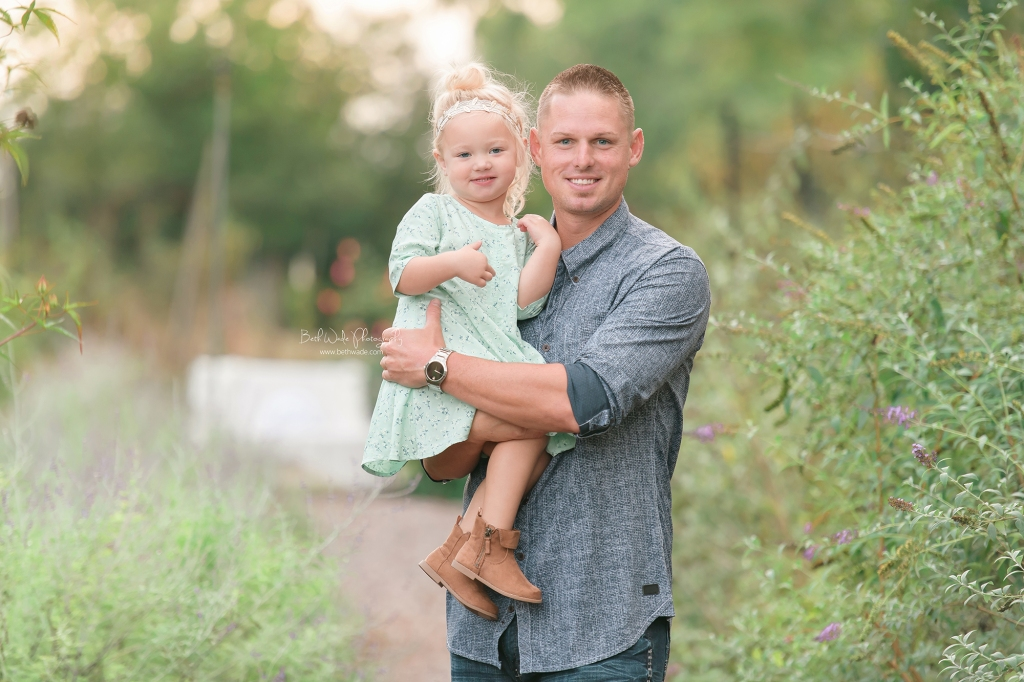 family of 3 ~ autumn holiday session {north charlotte baby photos}