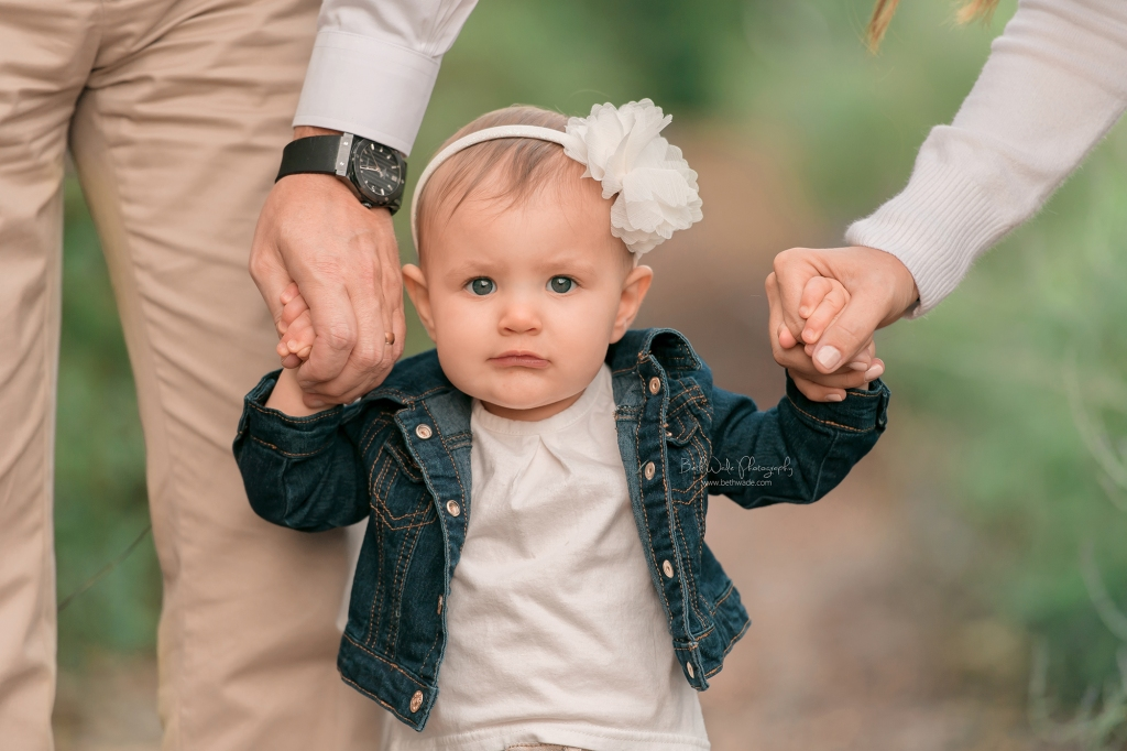 family of 3 ~ autumn holiday photos {south charlotte baby photographer}