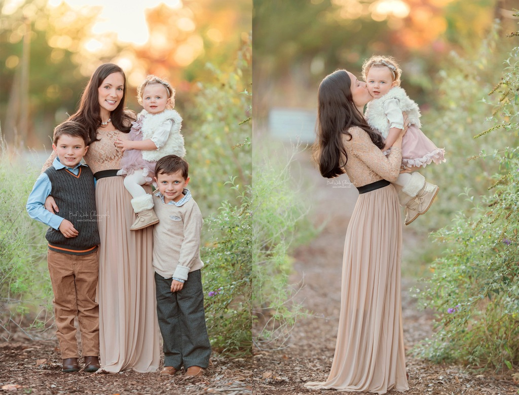 2016 holiday photos ~ my family {lake wylie baby photographer}