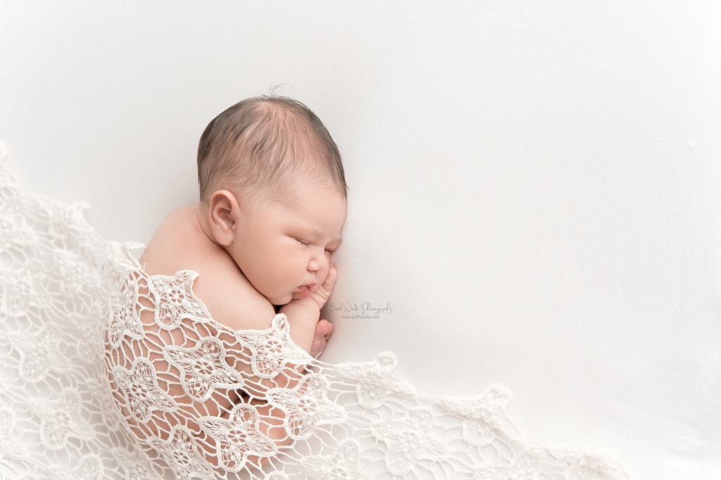 welcome baby girl {steele creek charlotte newborn photographer}