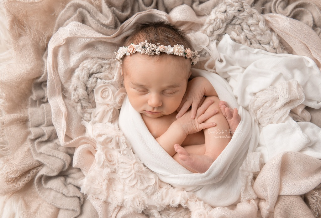 baby sister makes 4 {fort mill newborn photos}