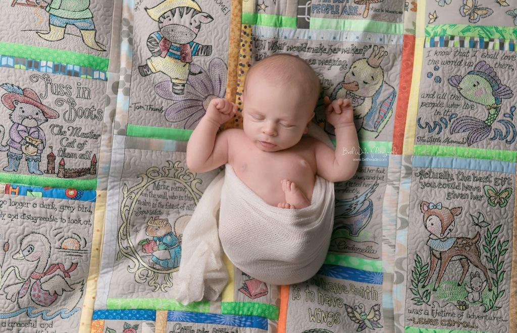 a special grandbaby {NODA new born photographer}