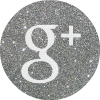 google-plus-silver-round-social-media-icon