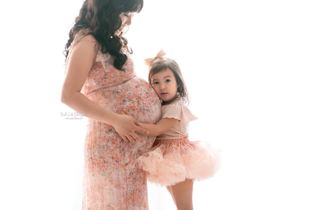 springtime baby girl {fort mill sc maternity photography}