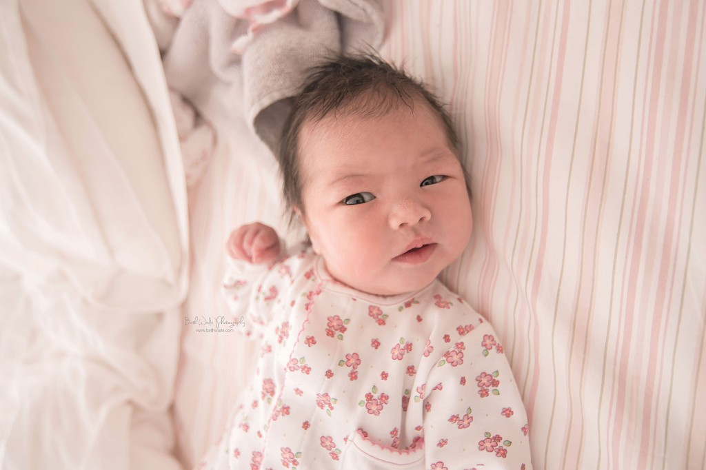 baby girl c birth-fresh 48 video {fort mill new born photographer}