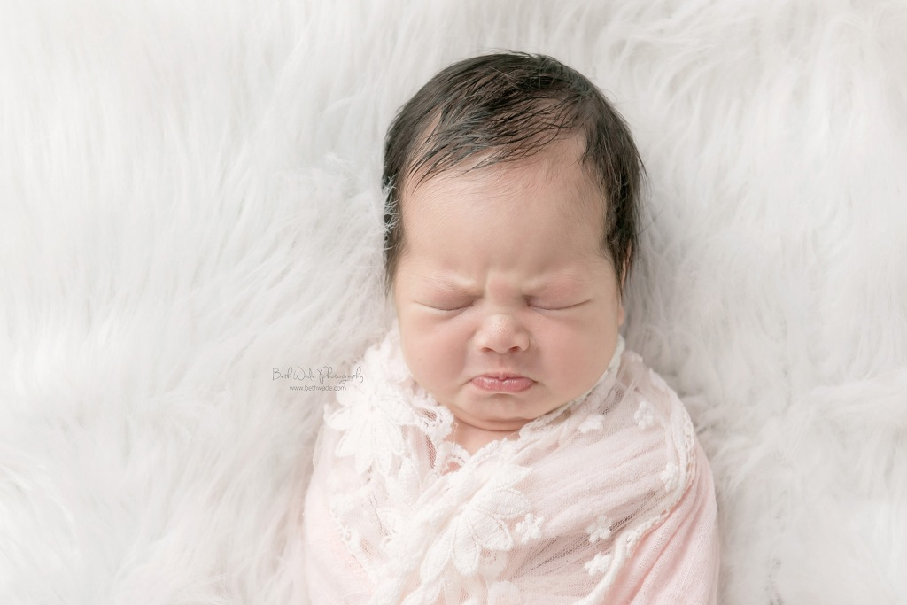 welcome baby sister {matthews newborn photographer}