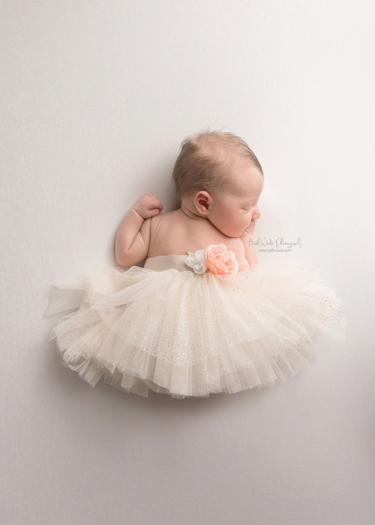 baby girl perfection {lake wylie newborn photography}