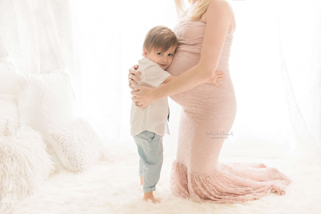 baby blue bundle of joy {south charlotte maternity photos}