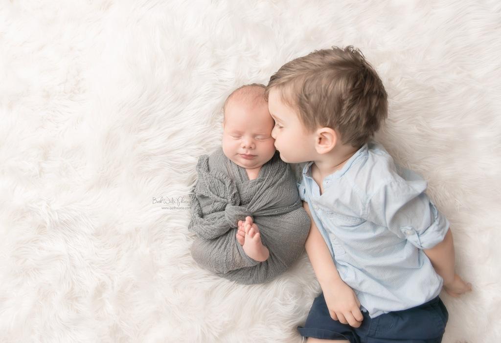 baby boy perfection {south charlotte newborn photographer}