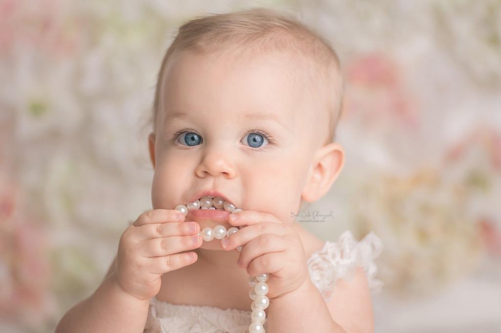 baby b turns 1! {lancaster family photographer}