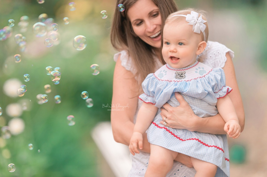 baby b turns 1! {lancaster family photographer}