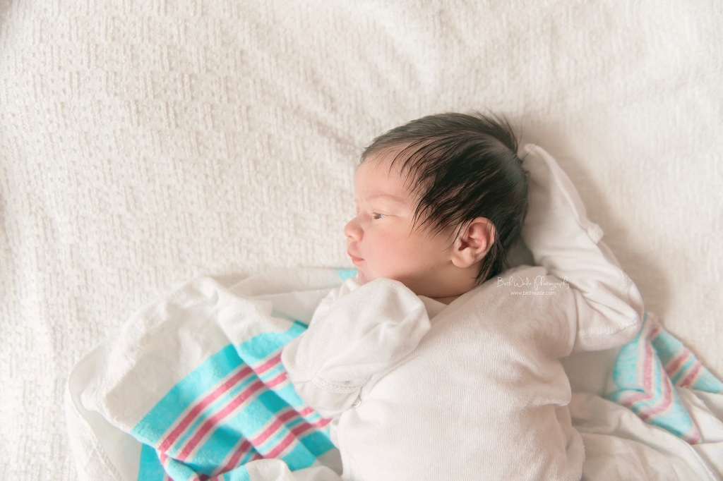 baby girl madelyn rose - birth-fresh 48 video {fort mill newborn photos}