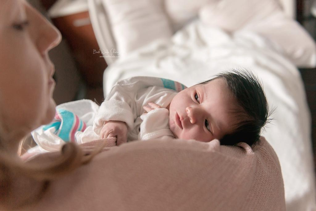 baby girl madelyn rose - birth-fresh 48 video {fort mill newborn photos}