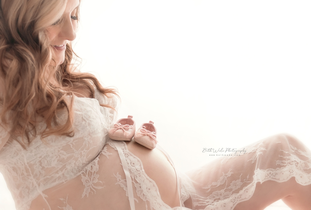 thank heaven baby girl {charlotte maternity portraits}